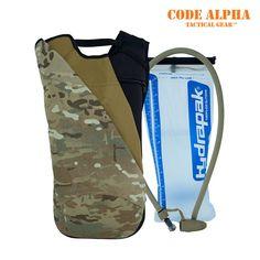 Mercury Luggage Hydrapak W/ 100 oz Reservoir, TAA - Multicam