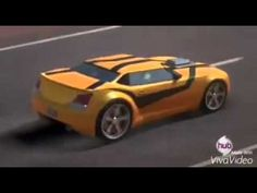 Bumblebee superhero - YouTube