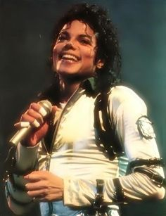 """You're connected to a higher source and you become one and you just go with the spirit."""" – Michael Jackson"""