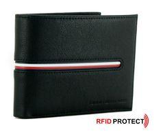 Tommy Hilfiger, Wallet, Design, Black, Purses, Diy Wallet, Purse