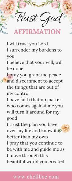 Quotes God Faith Prayer Spiritual Inspiration 24 Ideas For 2019 Prayer Scriptures, Bible Prayers, Faith Prayer, God Prayer, Prayer Of Strength, Prayer Of Hope, Power In Prayer, Scripture For Peace, Scriptures On Trust