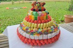 faire son propre gâteau de bonbons!                                                                                                                                                                                 Plus