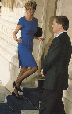 Love Diana's dress- timeless