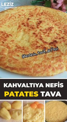 Kahvaltıya Nefis Patates Tava – Sandviç tarifi – The Most Practical and Easy Recipes Homemade Beauty Products, Food And Drink, Health Fitness, Gluten Free, Favorite Recipes, Breakfast, Ethnic Recipes, Losing Weight, Health