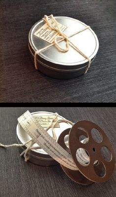 Design. I love this idea: very creative and telling of what's inside. I wish we had things to send out stuff like this for in jPubs. Bailey Anderson.