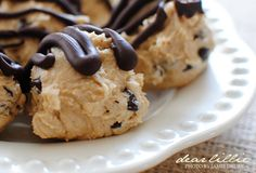Cookie dough bites