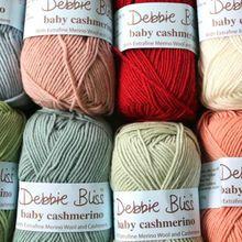 Colour Collection - Baby Cashmerino - Country walk collection