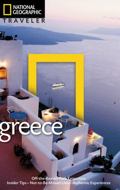 From the Acropolis and ancient Delphi to Athens' newest neighborhoods and Santorini sunsets, we've got the ultimate guide to this beautiful, historic country. #Greece #getaway 4th Edition, Greece Guidebook | National Geographic Store