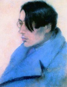 """art-yeti: """"Jozsef Rippl-Ronai; Lornic Szabo; 1923 """""""