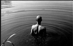 RONG RONG  BEIJING EAST VILLAGE N°2 - Le Lac, 1994 Paris Art, East Village, Art Fair, Beijing, Chinese, Photography, Fotografia, Contemporary Photography, Photograph