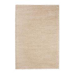 IKEA - ÅDUM, Tappeto, pelo lungo, 133x195 cm, , Il pelo fitto e spesso attutisce i suoni e offre una superficie morbida su cui camminare.Il tappeto è durevole, resistente alle macchie e di facile manutenzione poiché è in fibre sintetiche.Il pelo lungo ti permette di unire diversi tappeti senza che le giunzioni siano visibili.