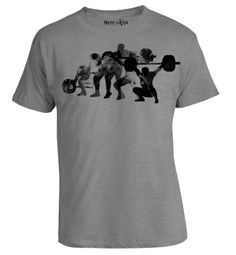 WOD Gear Clothing - Snatch Motion - Mens Exercise Tee, $25.00 (http://www.wodgearclothing.com/snatch-motion-mens-exercise-tee/)