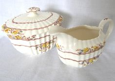 A personal favorite from my Etsy shop https://www.etsy.com/ca/listing/263419297/antique-spode-copeland-buttercup-cream