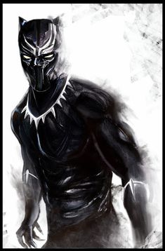 'Black Panther' by Mikhail Sebastian