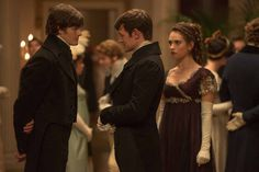 Sam Riley, Matt Smith and Lily James star in Pride and Prejudice and Zombies