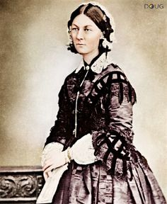 Florence Nightingale, OM, RRC (12 May 1820 – 13 August 1910) was a celebrated English social reformer and statistician, and the founder of modern nursing.