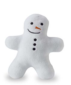 Super cute cuddly Snowman for your dog to enjoy. Great stocking filler for your pooch!   http://www.packleaderdogadventures.co.uk/products/sqeaky-snowman-buddy