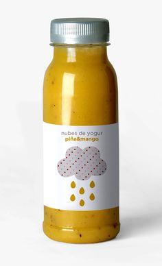 Nubes de Yogur. Design by Regina Puig