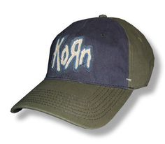 Korn Unstructured Cap
