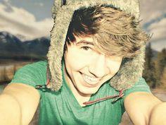 he's so cute! (: