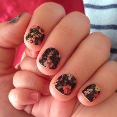 Reminisce (Matte) Jamberry Nail Wrap Non Toxic No Smudges
