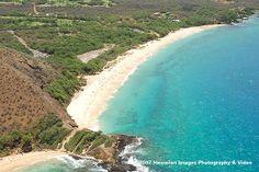 Big Beach in Hawaii