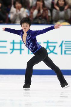 Shoma Uno(JAPAN) : All-Japan Figure Skating Championships 2014
