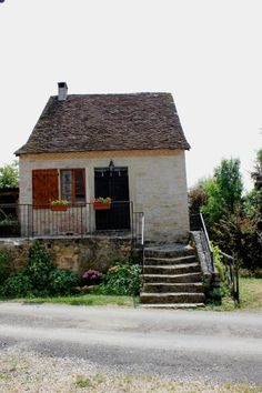 17th Century Tiny Stone Cottage in France