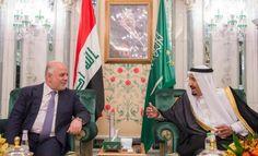 LEAKAGE PRESS LEDGER: Arab News - Iraq PM meets with King Salman for tal...