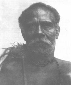 The Samoa Islands by Dr Augustin Kramer 1901 Orator Sauni of Tufulele.