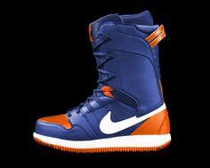 Nike Snowbard boots...awe if man was a border!
