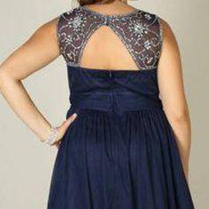 Keyhole Back Prom Dress Make A Reasonable Offer!