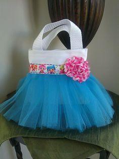 Lalaloopsy tutu tote purse   Lalaloopsy birthday Lalaloopsy birthday party favor bags www.facebook.com/gigglesandwigglestutus