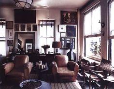 Habitually Chic®: Roman & Williams At Home