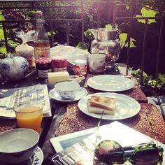 lilyvanilys_eye @Sloane Square Sunny day!!! My last week! #happy #ritual #goodmorning #poilane #timeout #bonnemaman #raspberry #apricot #mylastweek #start #now #bonvivant #sunisshining #gorditimelondon