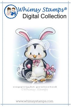 Crissy's Digis by Crissy Armstrong Penguin Love, Cute Penguins, Christmas Drawing, Christmas Fun, Penguin Coloring Pages, Easter Paintings, Image Stamp, Butterfly Template, Whimsy Stamps