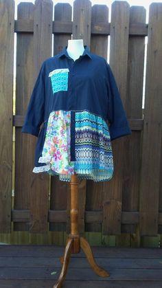 972e06490abf 52 Best upcycled tunics images