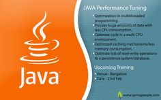 Challenge - Optimize Java applications that trigger processes across multiple systems. Solution - Java Performance Tuning