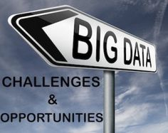 Big Data, its Challenges as well as Opportunities