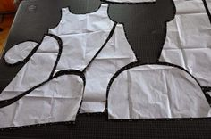 V9112 The Cirque Dress | Cutting/Assembling Tips | Marcy Tilton's Blog For Everyday Creatives