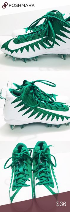 sneakers for cheap 964a6 95882 NEW NIKE Alpha Force Men s 10   11 Football Cleats NEW NIKE Alpha Menace  Football