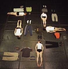 the moebius strip, gilles jobin, photo by manuel vason. Human Sculpture, Enjoy The Silence, Contemporary Dance, Modern Dance, Scenic Design, Foto Art, Stage Design, Installation Art, Creative Inspiration