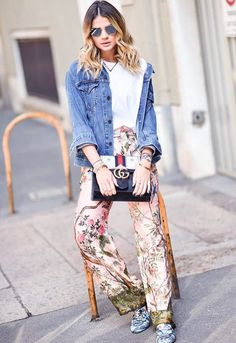 ESTAMPA FLORAL: Aprenda a usar a estampa... - FashionBreak