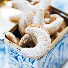 Vanillekipferl Rezept   Küchengötter
