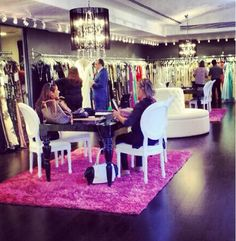 Jovani showroom NY