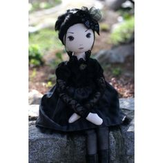 Waleria lalka gotycka gothic