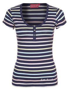 Little Marcel - TATUM - T-shirt basic - Blauw fa4e467e76db5