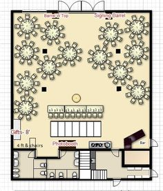 Clubhouse Floor Plans Click an image to enlarge Wedding Inspiration, Wedding Ideas, Toronto Wedding, Bar, Wineries, Holland, Floor Plans, Flooring, How To Plan