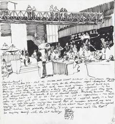 TREY BRYAN: Kansas City Sketchbook (5)