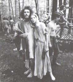 Hippies of the 1960s and early 70s: 1969 saw the zenith of hippie culture; Woodstock. According to Rolling Stone magazine, Woodstock was one of the 50 Moments That Changed the History of Rock and Roll'.  Over the years, many have been inspired by the bohemian attitude of the hippies, musically, socially and politically.
